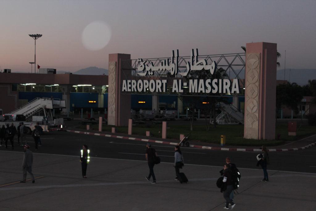 Maroko lennujaam, Aeroport Al-Massira