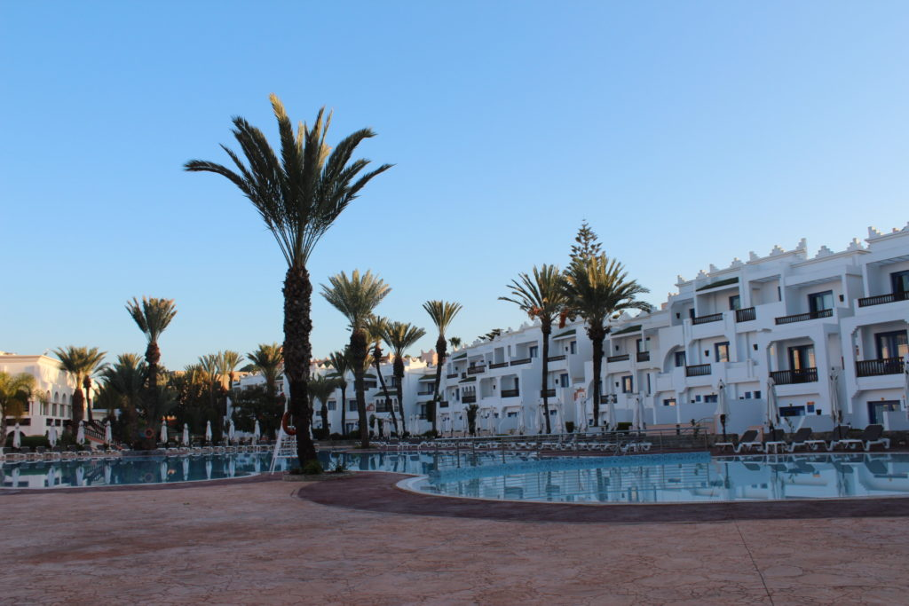 Hotel Atlantic Palace Agadir