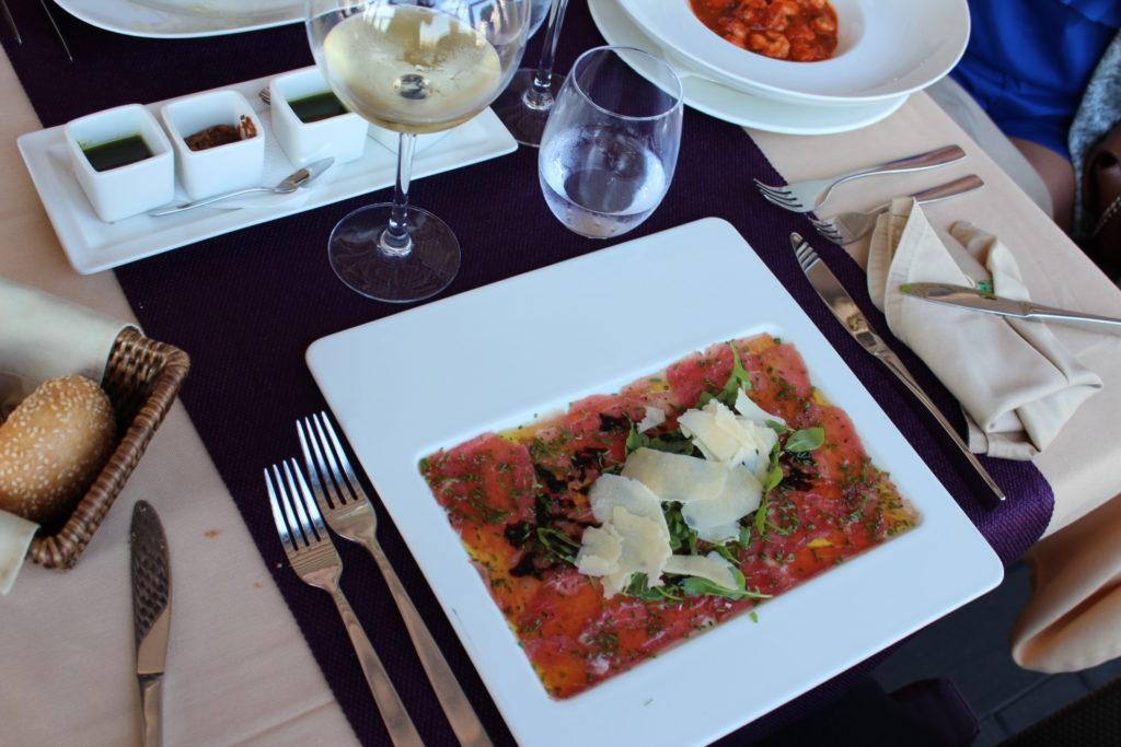 Pure Passion restoran, Agadir Morocco