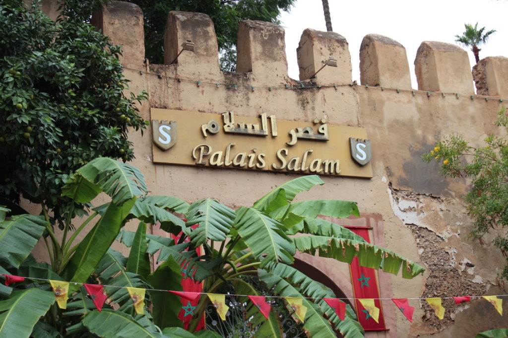Palais Salam Taroudant Morocoo